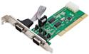 Контроллер COM 2-port WCH352 (WCH351) PCI bulk