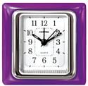 Будильник CENTEK СТ-7204 (фиолетовый)