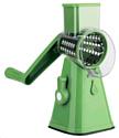Барабанная тёрка ZEIDAN Z-11011 (зелёный)