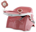 Lorelli (Bertoni) Стульчик для кормления Lorelli Nano (розовый)