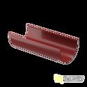 Желоб водосточный Docke Premium (Гранат) 3м