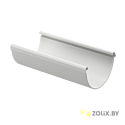 Желоб водосточный Docke Lux (Пломбир) 3м
