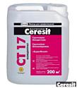 """Ceresit CT17 """"Supergrunt"""" белая, 5 л"""