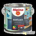 Alpina Buntlack шелковисто-матовая (2,38 л)