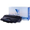 Картридж NV Print NV-CF214X для HP LaserJet M712xh/ M712dn/ M725dn/ M725f/ M725z/ M725z+