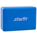 Блок для йоги Starfit FA-101 EVA (синий)