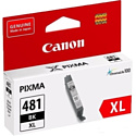Картридж Canon CLI-481XL BK для Canon PIXMA TR7540, Canon PIXMA TR8540, Canon PIXMA TS6140, Canon PIXMA TS8140, Canon PIXMA TS9140