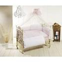 Балдахин для кроватки Feretti Petit Bebe Pink