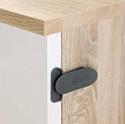 Блокиратор дверок и холодильников REER DesignLine (антрацит) арт. 78011