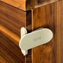 Блокиратор дверок и холодильников REER DesignLine (слон.кость) арт. 78017