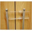 Блокиратор распашных шкафчиков  прозрачный REER арт. 7103.9