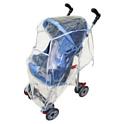 Дождевик для прогулочных колясок (трость) арт.003