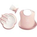 Набор для кормления BabyBjorn Powder Pink арт. 0700.64