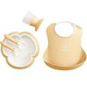 Набор для кормления BabyBjorn Powder Yellow арт. 0700.66