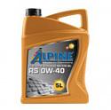 Alpine RS 0W-40 4л