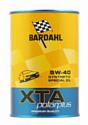 Bardahl XTA 5W-40 1л