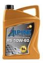 Alpine RS Vollsynth 10W-60 5л
