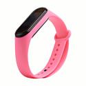 China Ремешок для фитнес-браслета Xiaomi Mi Band 2 розовый