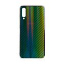 """EXPERTS Силиконовый чехол """"AURORA GLASS CASE"""" для Samsung Galaxy A70 с LOGO зеленый"""