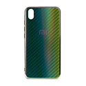 "EXPERTS Силиконовый чехол ""AURORA GLASS CASE"" для Xiaomi Mi A3 / Xiaomi Mi CC9e с LOGO зеленый"