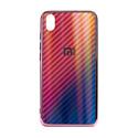 "EXPERTS Силиконовый чехол ""AURORA GLASS CASE"" для Xiaomi Mi A3 / Xiaomi Mi CC9e с LOGO розовый"