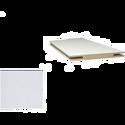 Добор «ProfilDoors» L, LK, Белый люкс, 207х20х1 см