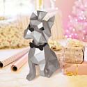 """3D-конструктор из бумаги Оригами фигура """"ЙОРК ФИНИК"""" PP-2YOR-SLV PAPERRAZ"""