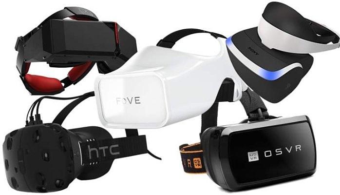 Как выбрать VR-шлем?