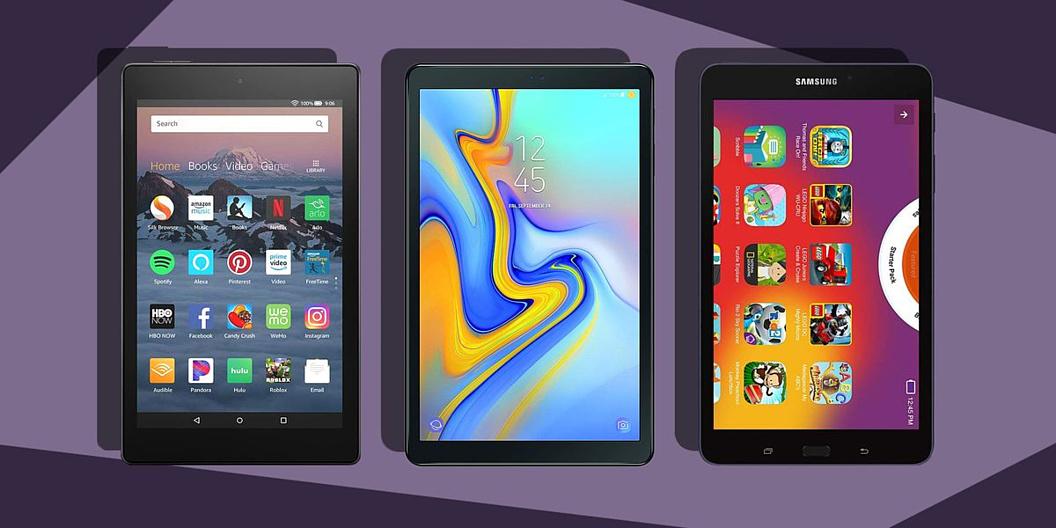 Топ-10 планшетов 2019 года. Как выбрать?