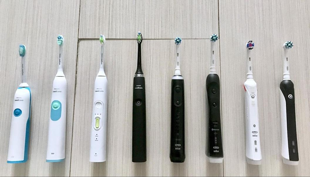 Как выбрать электрическую зубную щетку? Топ-10 моделей