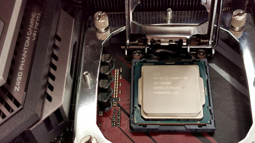 Достойные соперники Ryzen? Обзор Intel Core i9-10900K и Core i5-10600K