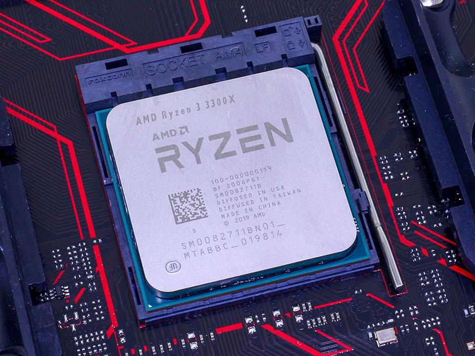 Ryzen 3 3300X — новый король бюджетного сегмента! Обзор