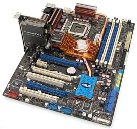 Обзор ASUS Striker II Extreme (nForce 790i Ultra SLI)