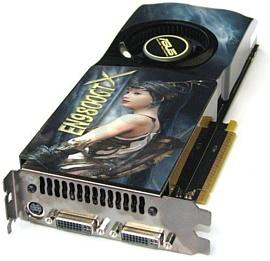 Обзор ASUS GeForce 9800 GTX