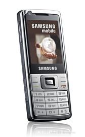 Сотовый телефон Samsung L700 – бодрящее прикосновение металла!