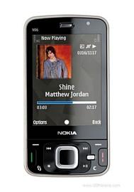 Мобильный телефон Nokia N96 – прикоснись к королевской роскоши!