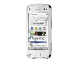 Первый взгляд на мобильный телефон Nokia N97
