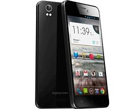 Смартфон Highscreen Alpha Ice: best clone of the iPhone