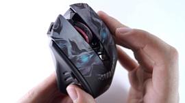 Японский геймер протестировал несколько игровых мышей