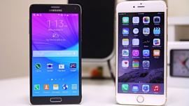 Лучшие флагманские смартфоны: осень 2015