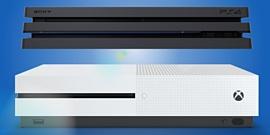 Поколение с половиной: Xbox One S, PlayStation 4 Pro, Nintendo Switch и Scorpio