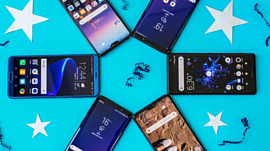 Топ-2018: 10 флагманских смартфонов
