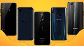 Топ-10 недорогих смартфонов первой половины 2019