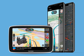 GPS-навигаторы против смартфонов. Что лучше?