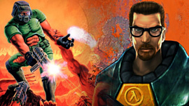 Ретроспектива DOOM и Half-Life. К выходу DOOM Eternal и Half-Life: Alyx