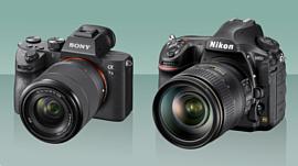 Зеркальные и беззеркальные камеры. В чем разница?