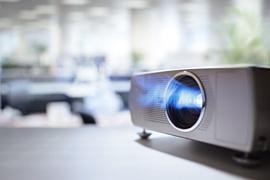Как работает проектор?