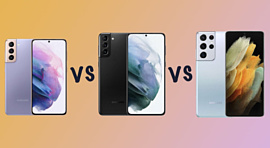 Galaxy S21, S21 Plus и S21 Ultra. В чем разница между новыми флагманами Samsung?
