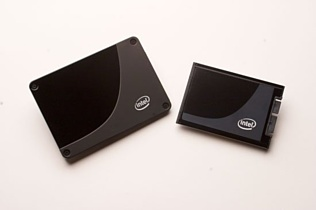 Intel X25-M SSD: Intel представляет один из самых быстрых жёстких дисков в мире