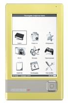 PocketBook 301+: самый тонкий и легкий на рынке 6-дюймовый ридер с поддержкой мультимедиа